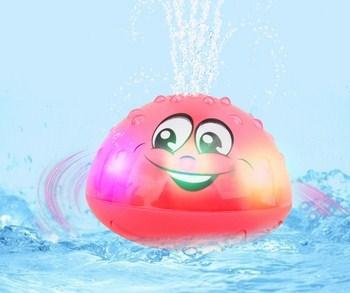 Đồ chơi phun nước cho bé hình mặt cười