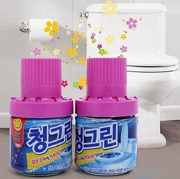 Chai tẩy vệ sinh bồn cầu hương ngàn hoa