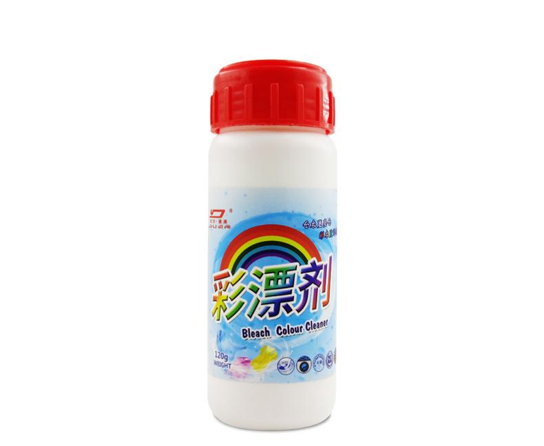 Chai bột tẩy trắng quần áo 120g
