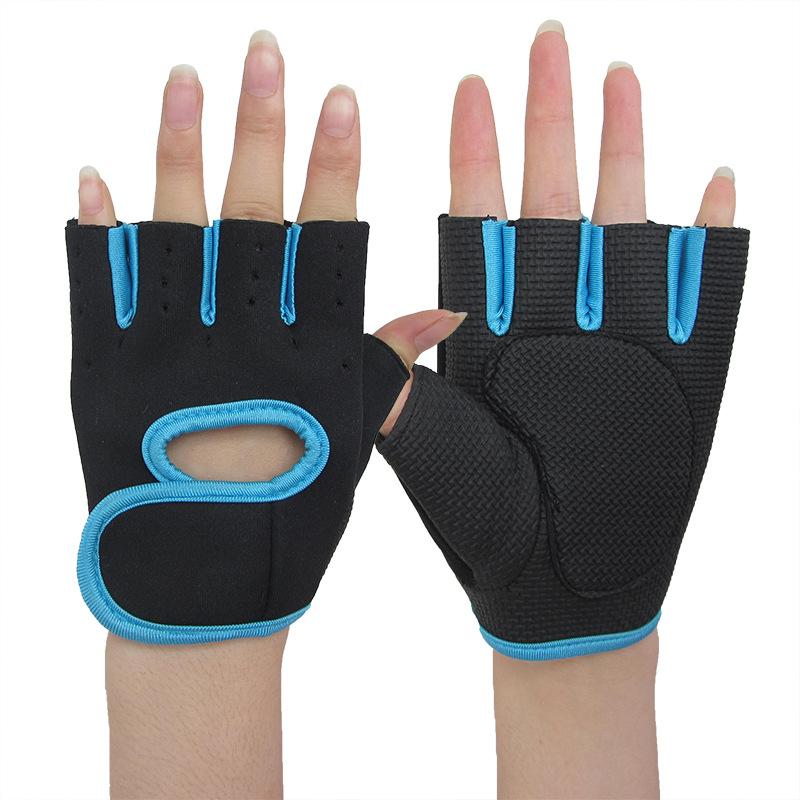Găng tay bảo vệ nủa ngón chống trượt