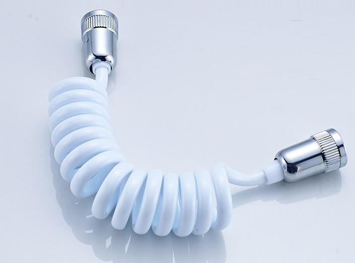 Dây mềm cho vòi xịt vệ sinh lò xo 1m5