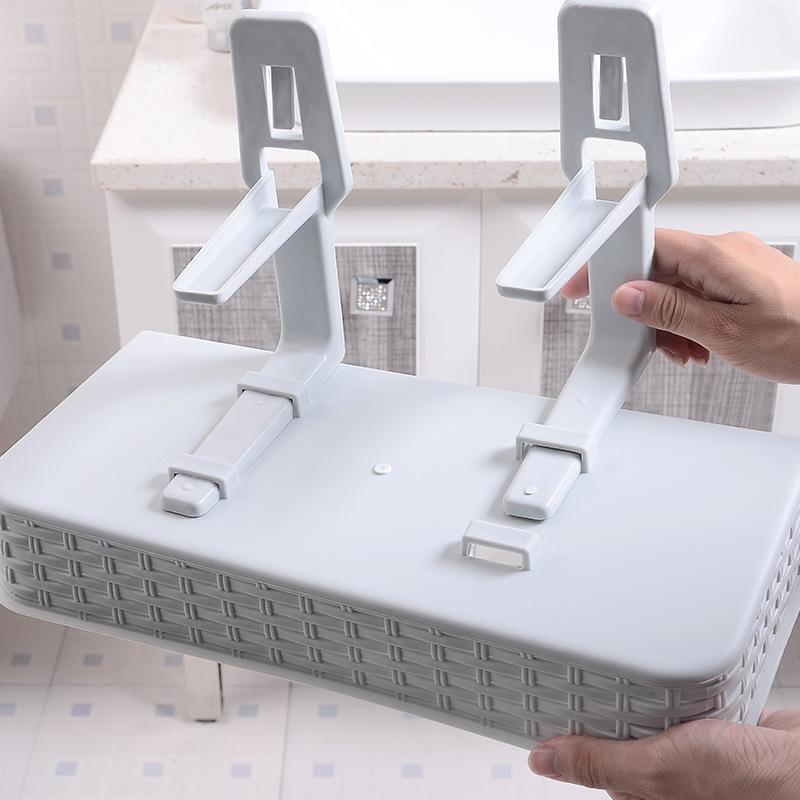 Kệ dán tường đựng vật dụng nhà tắm 36x23.5cm