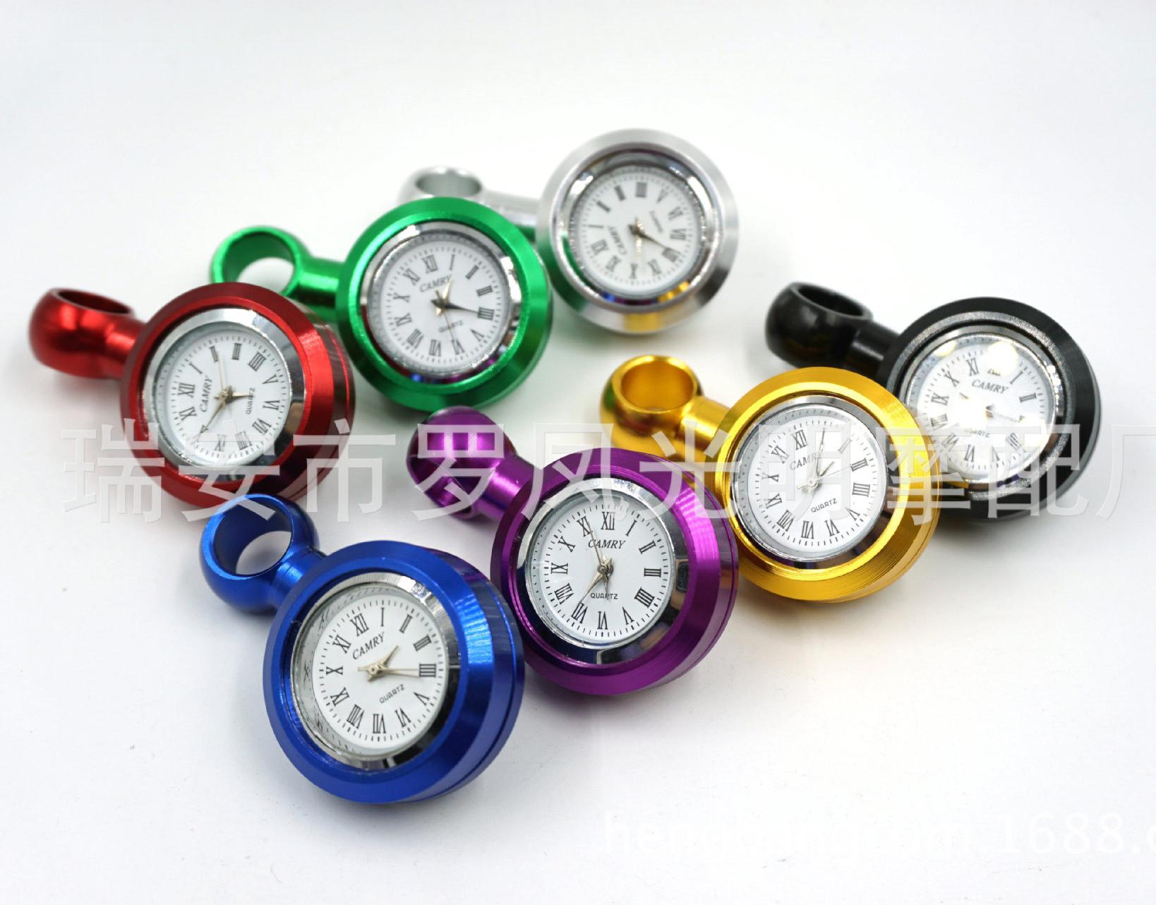 Đồng hồ phụ kiện gắn xe máy