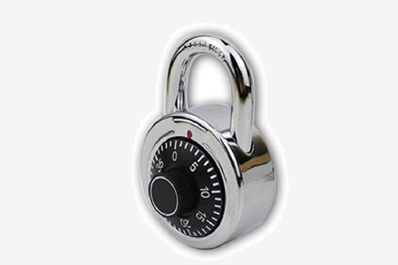 Ổ khóa mật khẩu bàn xoay