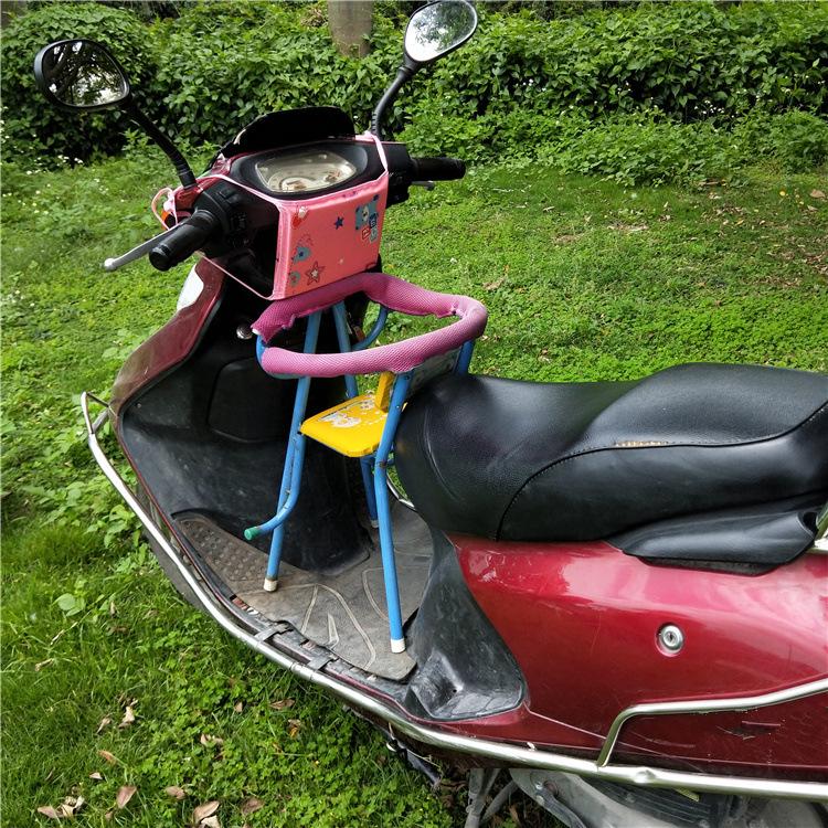 Đệm bảo vệ chống vá chạm xe máy cho bé