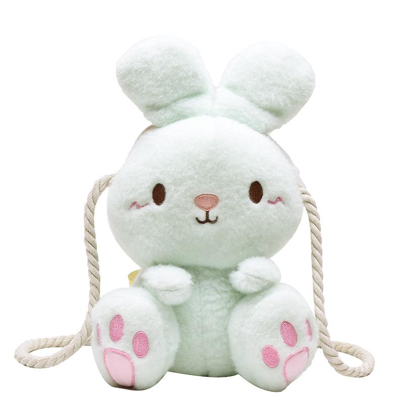 Túi đeo chéo hình thỏ dễ thương