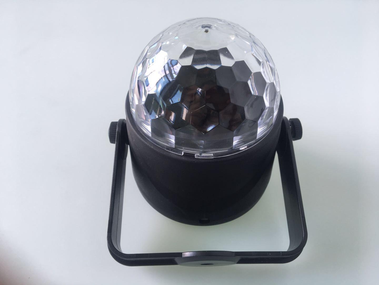 Đèn led vũ trường mini 9x8.6cm