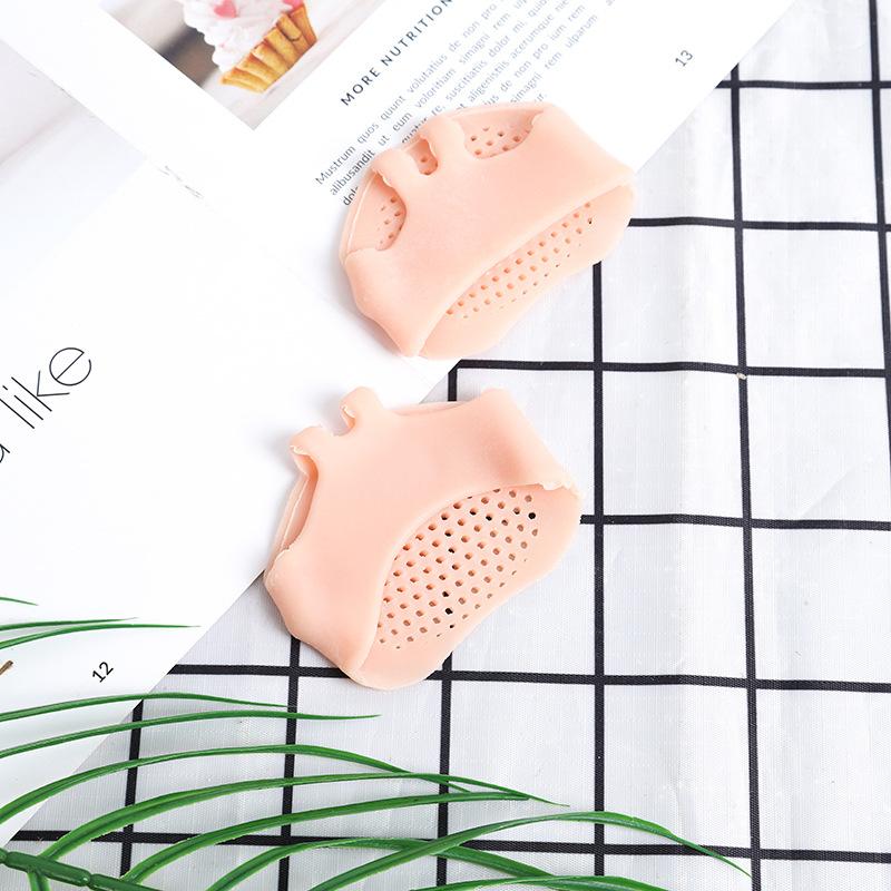 Miếng Lót bảo vệ ngón chân cái silicon