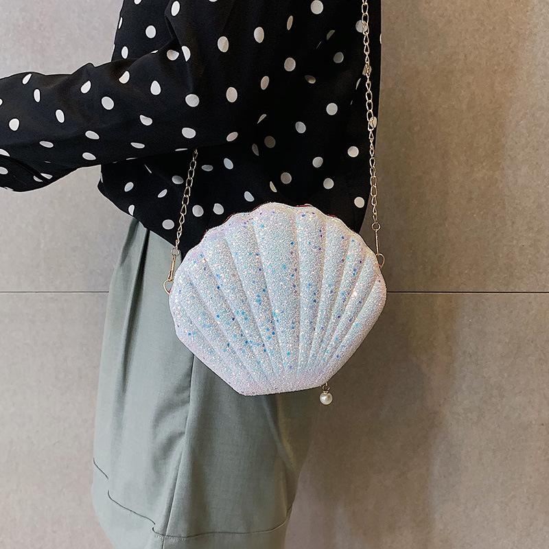 Túi xách hình vỏ sò sang trọng