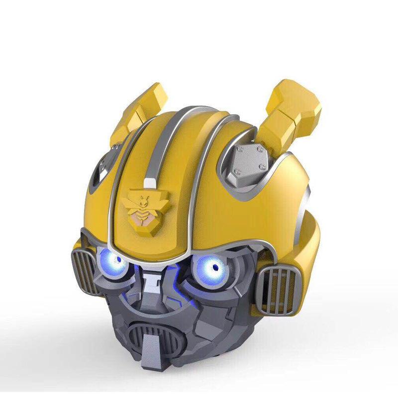 Loa bluetooth hình Bumblebee