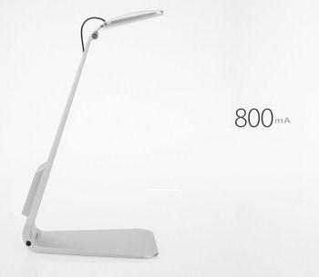 Đèn bàn siêu mỏng thời trang sạc USB