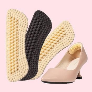Miếng lót giày 4d tiện dụng Heel Liner 9.3x2.5cm