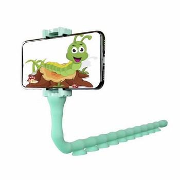 Giá đỡ điện thoại kiểu tua bạch tuộc