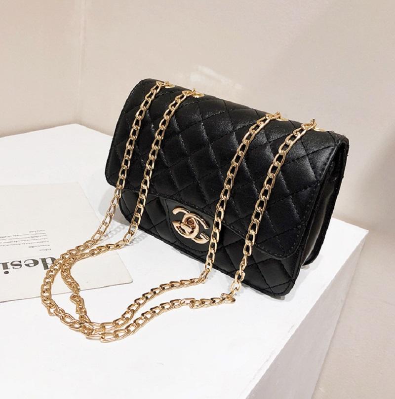 Túi xách Chanel đeo vai 21cm