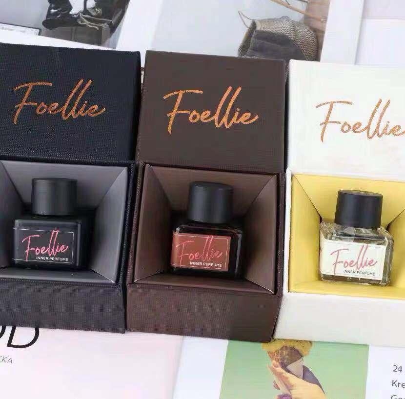 Chai nước hoa vùng kín Foellie