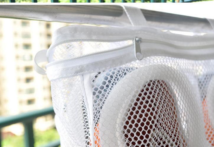Túi giặt giày hình vuông
