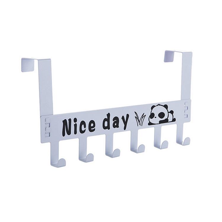 Móc treo sau cửa 6 móc Nice Day