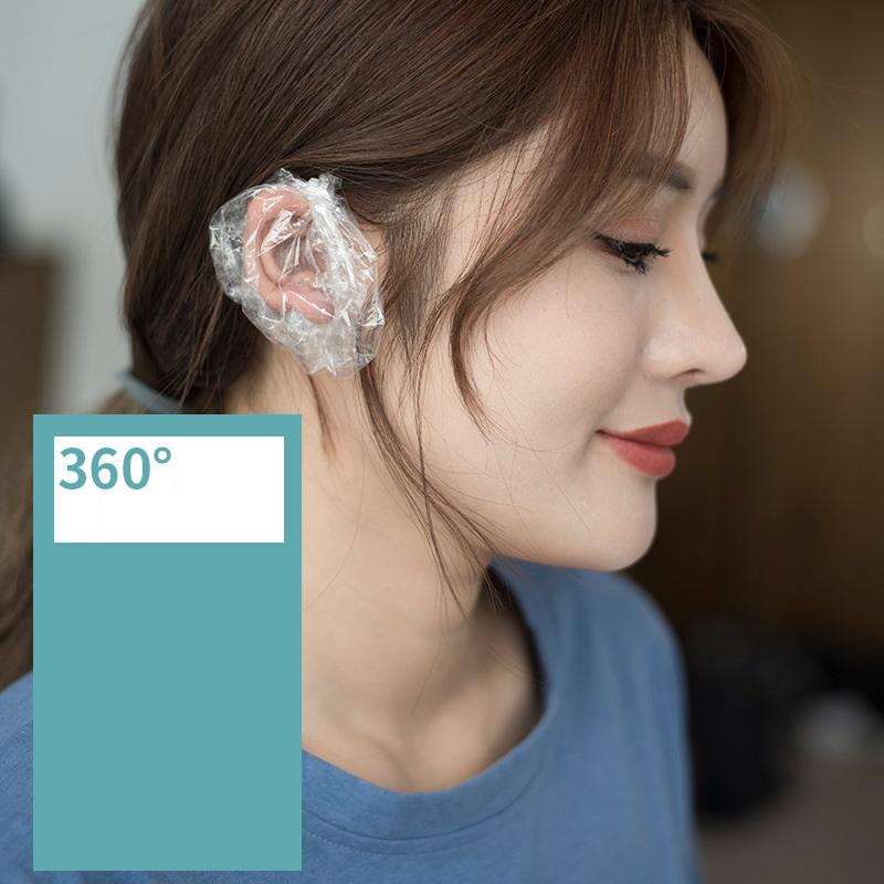 Combo 100 miếng bảo vệ tai khi nhuộm tóc