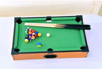 Bộ đồ chơi bàn bi da 31x51.5x9cm