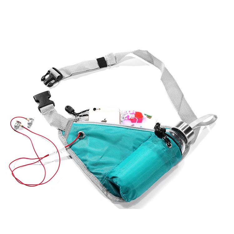 Túi đeo thể thao đựng bình nước hình tam giác