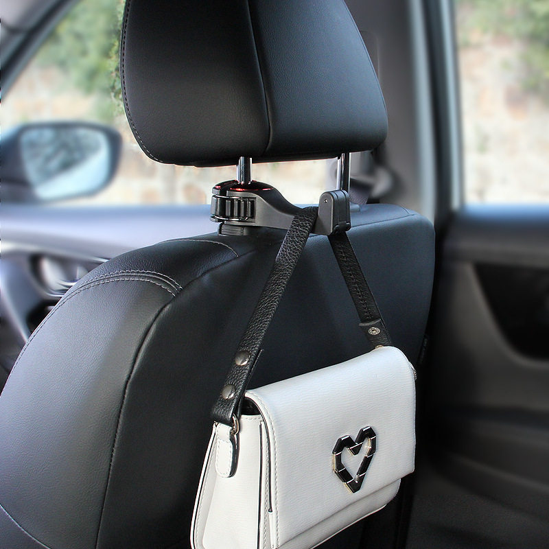 Giá đỡ điện thoại cho ghế sau xe hơi tiện dụng
