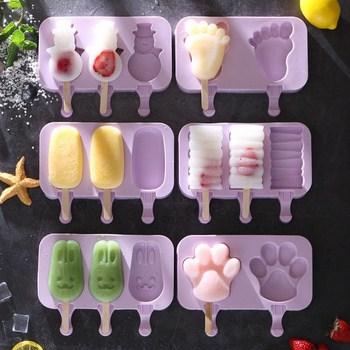 Hộp làm kem 3 ngăn