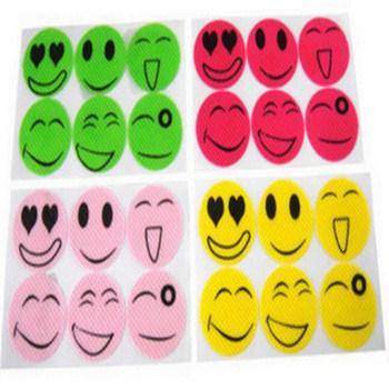 Combo 6 miếng dán mặt cười chống muỗi và côn trùng