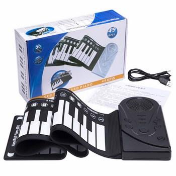 Đàn piano 49 phím 83x22.5x17.1cm