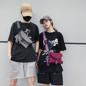 Túi đeo chéo phong cánh (đeo được 3 kiểu)