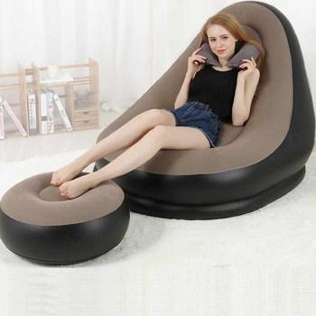 Ghế sofa bơm hơi (loại rẽ )