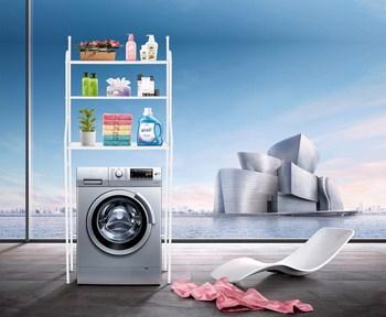 Kệ để vật dụng trên máy giặt 3 tầng 158x68x26cm