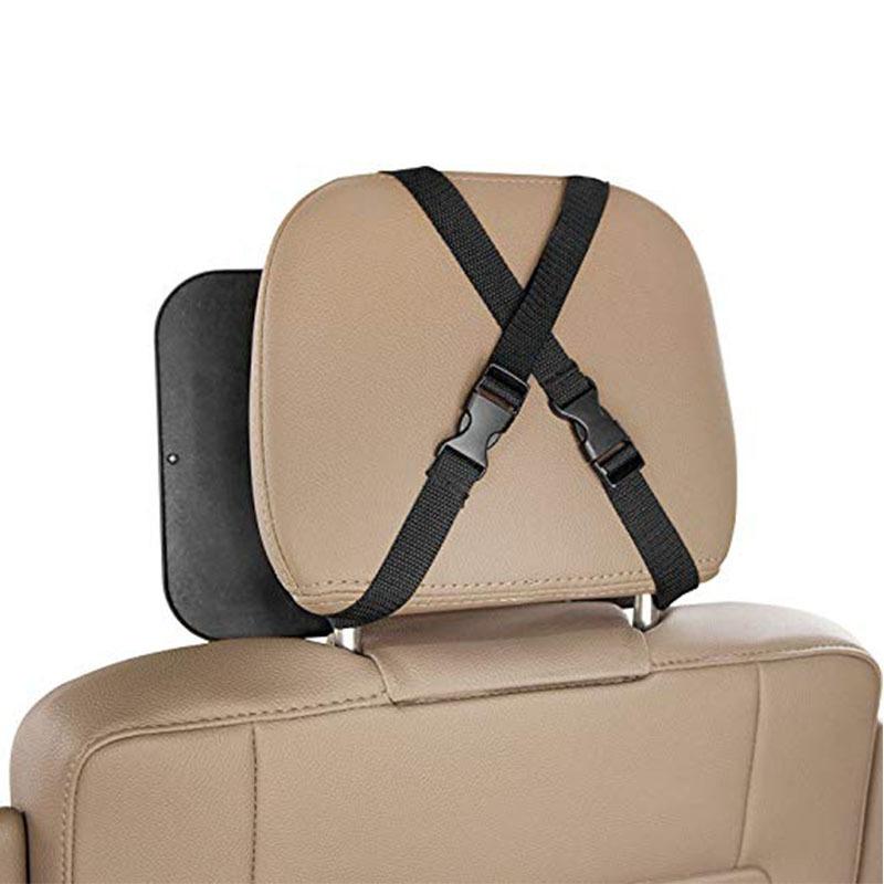 Gương chiếu hậu quan sát ghế sau xe hơi cho bé 30x19cm