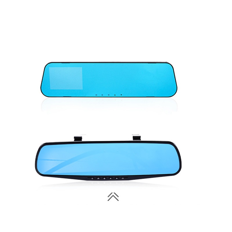 Camera hành trình dạng gương chiếu hậu 4.0 (Ghi đơn )