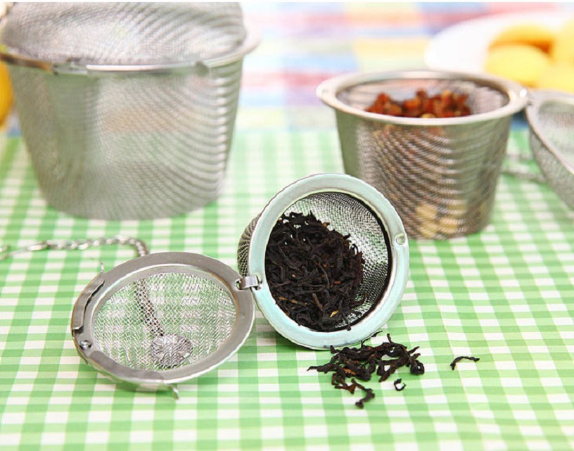 Dụng cụ lọc trà , gia vị T6069 6.5x6x4.5cm