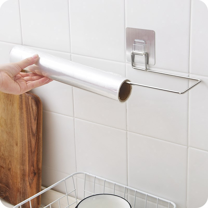 Giá treo cuộn giấy nhà bếp