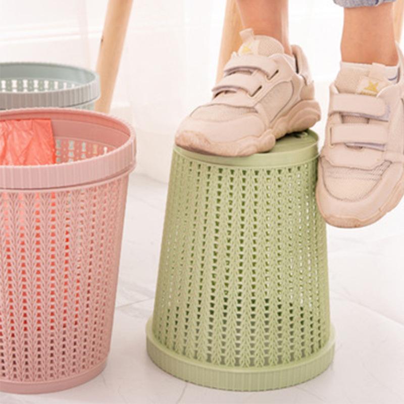 Thùng rác thông minh thay túi rác tiện lợi 25x21x15cm