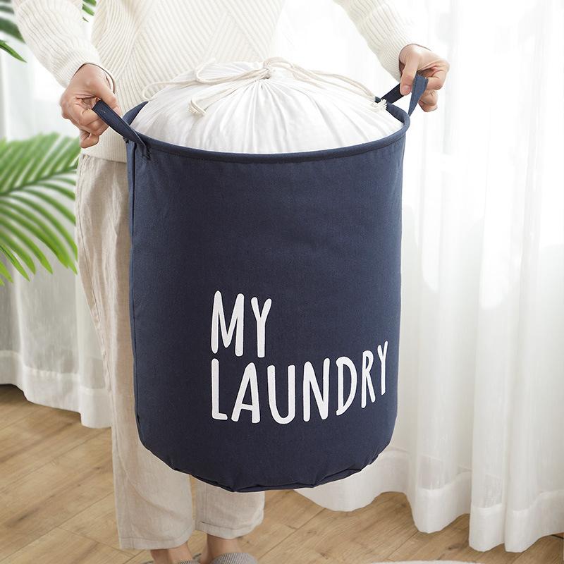 Giở tròn đựng đồ tiện lợi My Laundry