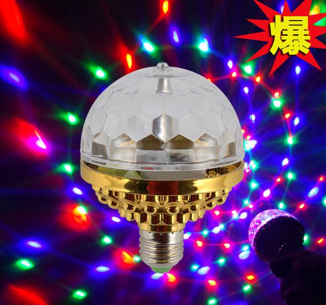 Đèn led vũ trường 3w (12x9.5cm)