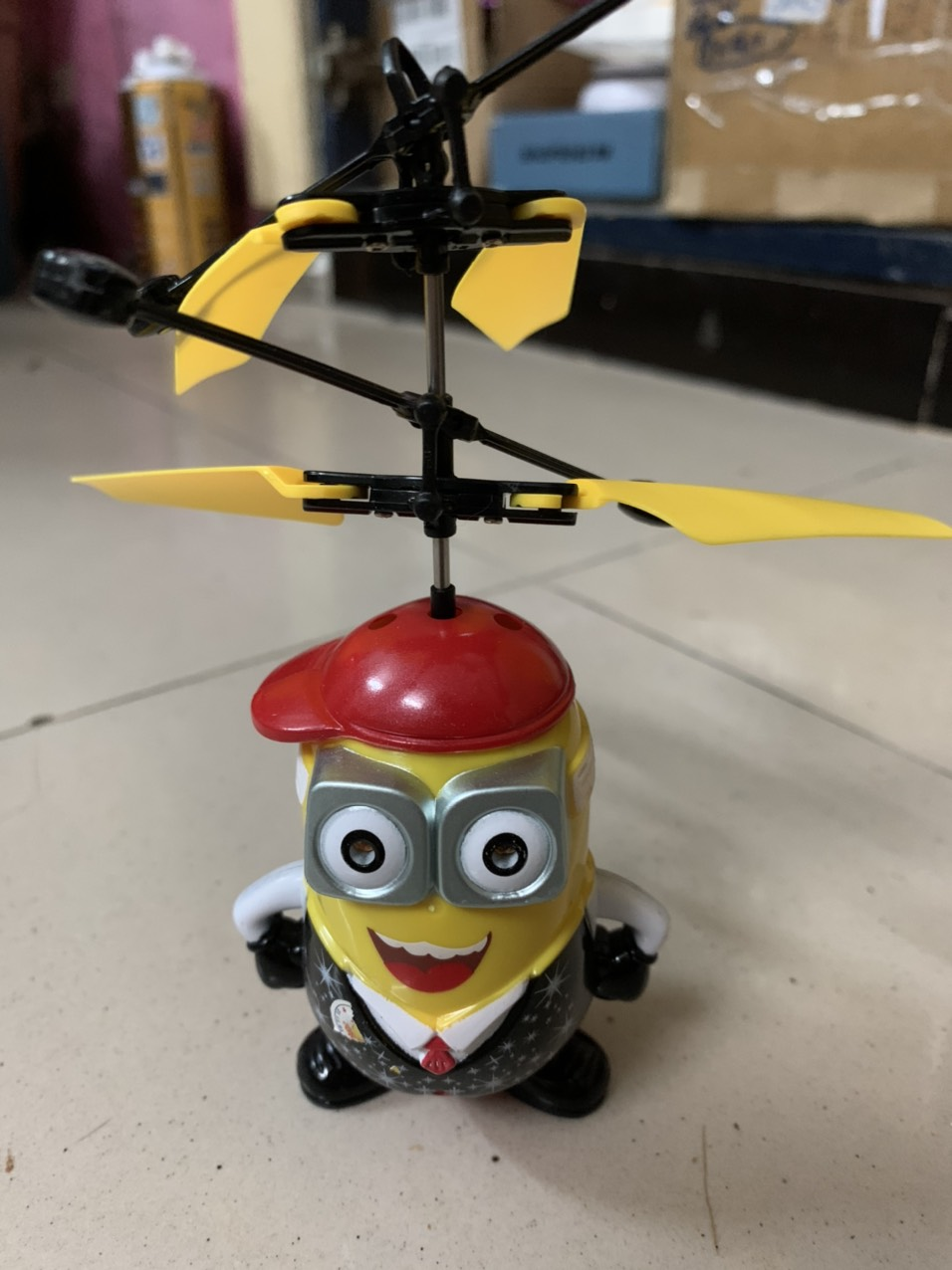 Đồ chơi máy bay trực thăng cho bé