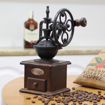 Máy xay cafe bằng tay