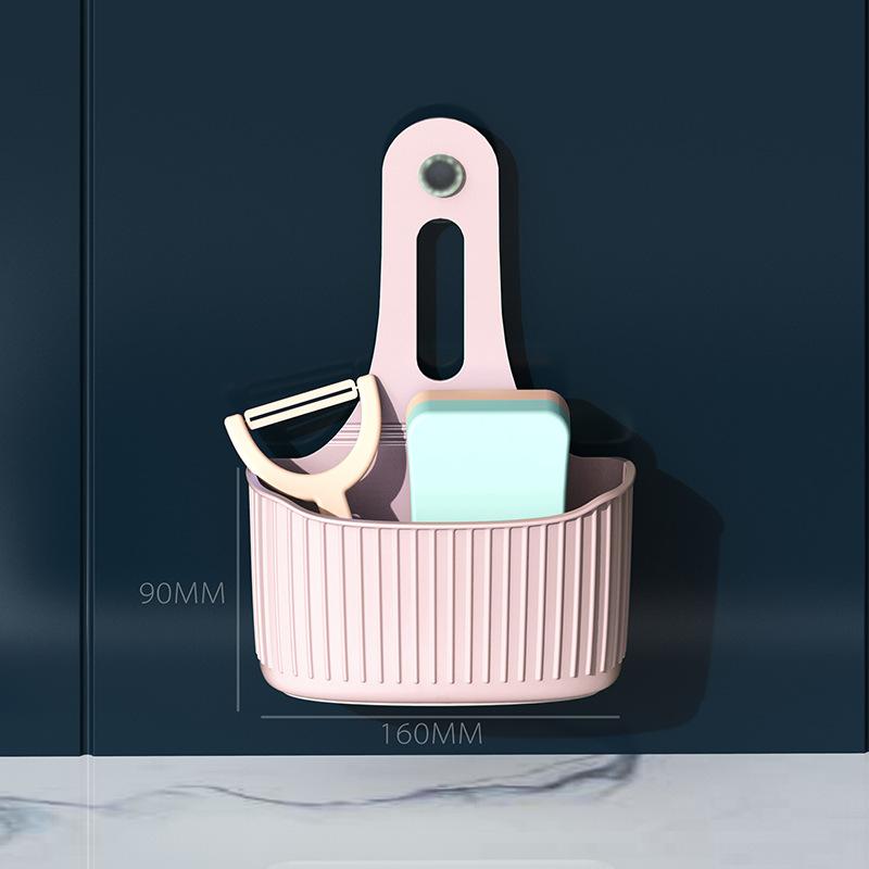 Giỏ treo đựng dụng cụ rửa chén hình sọc