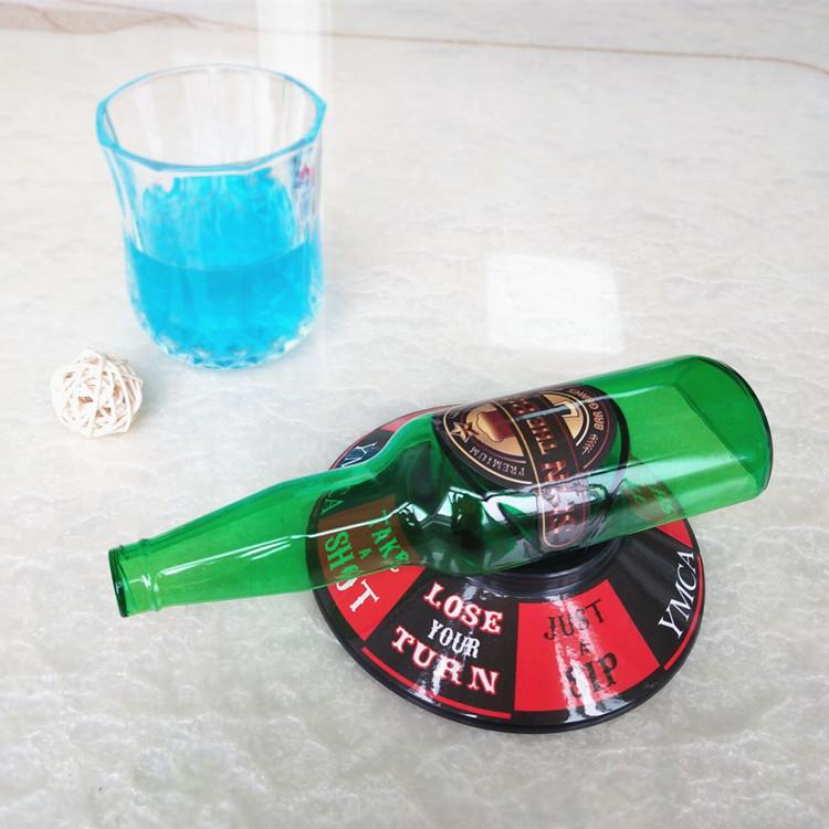 Trò chơi vong quay uống rượu