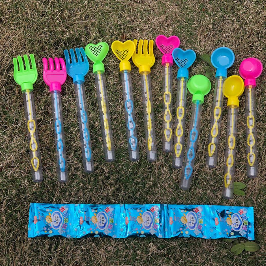 đũa phép bong bóng hoạt hình trẻ em nhiều màu