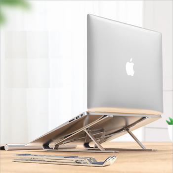 Giá đỡ laptop nhôm có thể gấp gọn