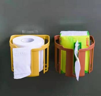 Kệ đựng giấy dán tường hình tròn