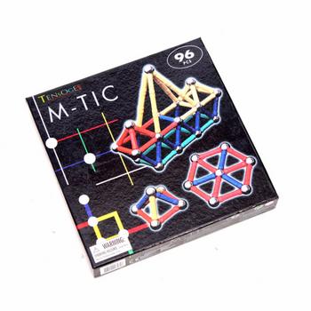 Đồ chơi xếp hình nam châm 96 món M-TIC
