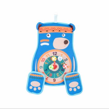 Đồ chơi bảng phi tiêu ném banh cho bé hình gấu