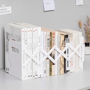 Kệ đựng sách có thể gấp gọn kèm ống đựng bút