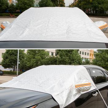 Tấm che nắng kính xe hơi và gương chiếu hậu 145x120cm