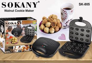 Máy nướng bánh Sokany SK-805